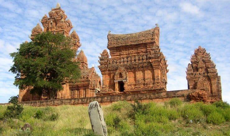 Temple de Po Klong Garai