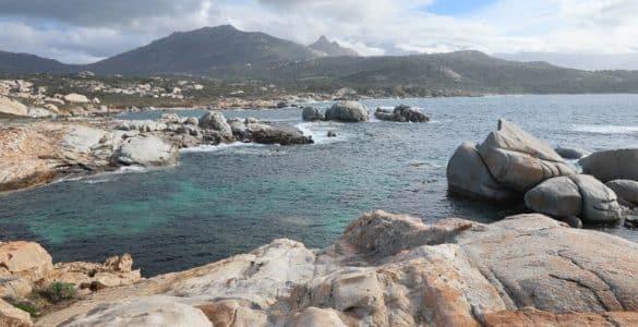 Punta Spano à Lumio