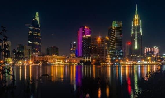 Saïgon ou Hô-Chi-Minh-Ville