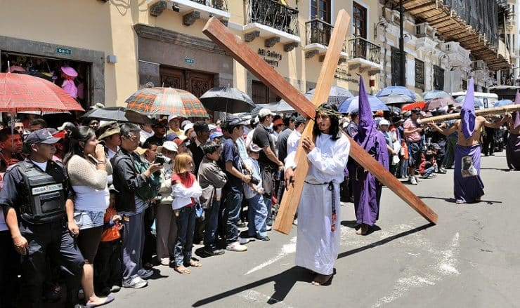 semaine sainte brésil