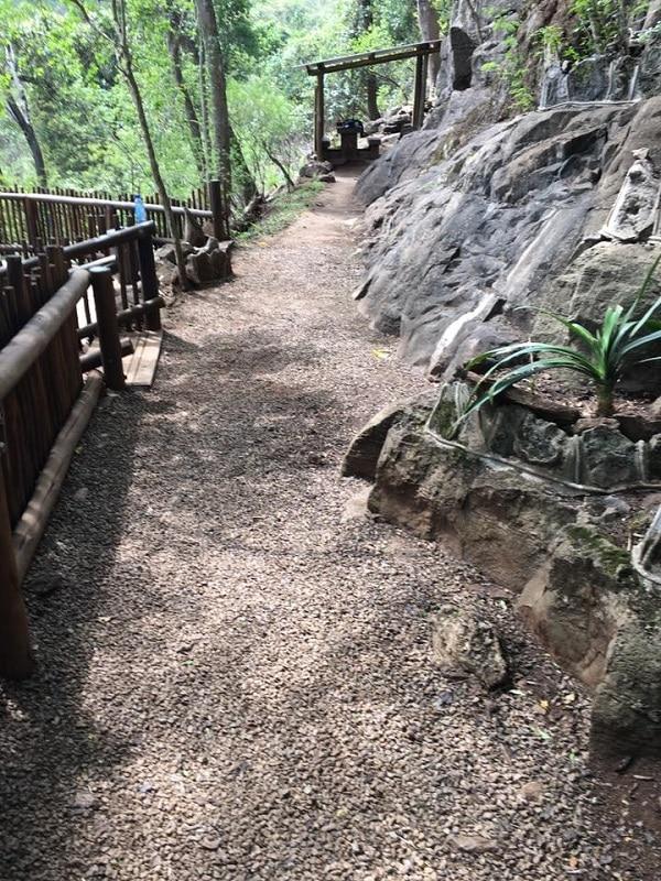 Grottes de Sudwala entrée