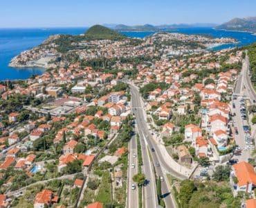 voyager vers la croatie