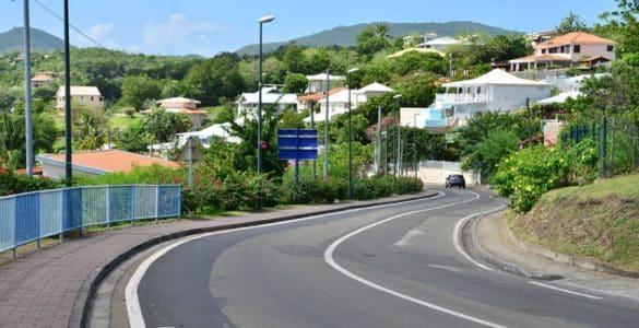 Conduire en Martinique