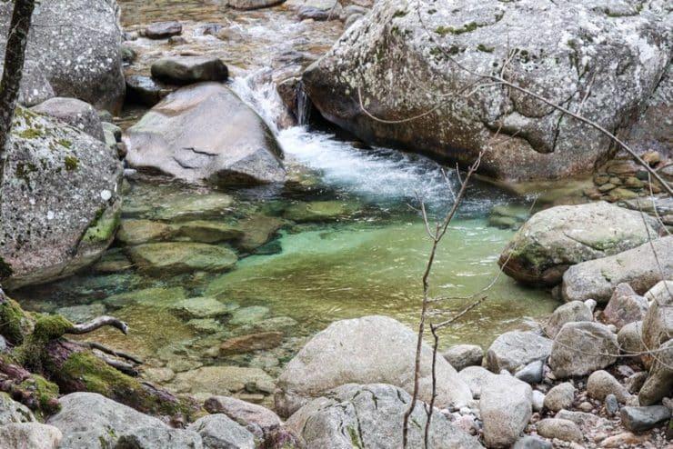 Polischellu cascade