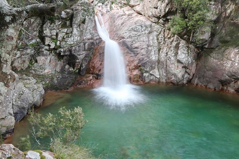 cascade de Polischellu