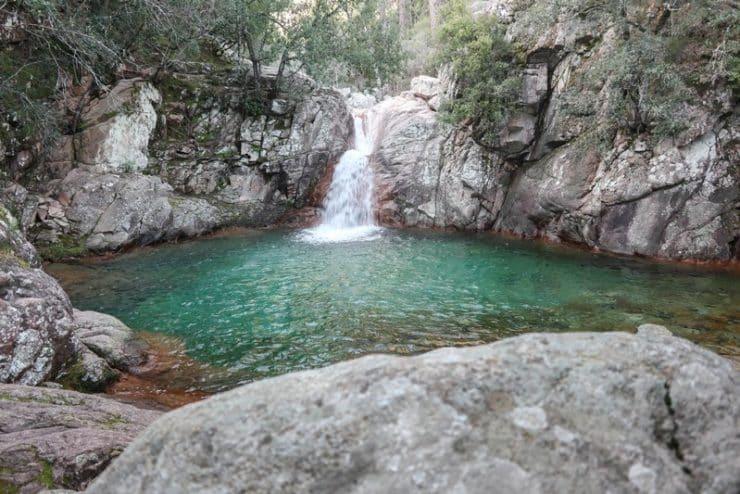 cascades de Polischellu