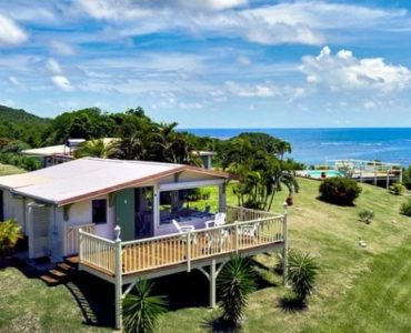 louer un bungalow en Martinique