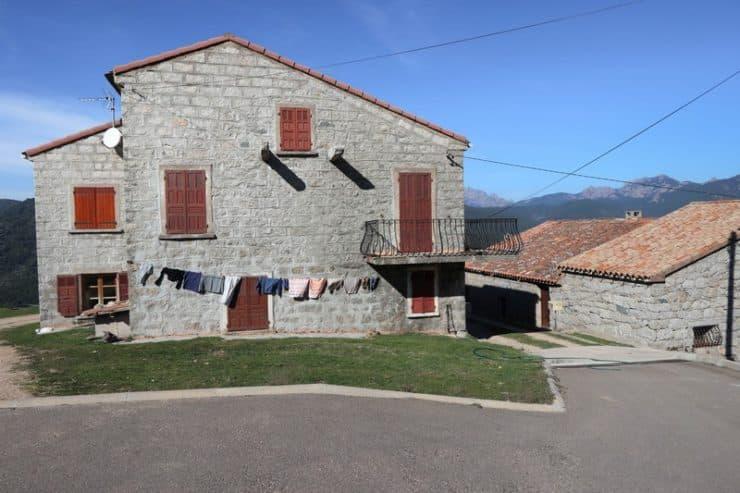 carbini village