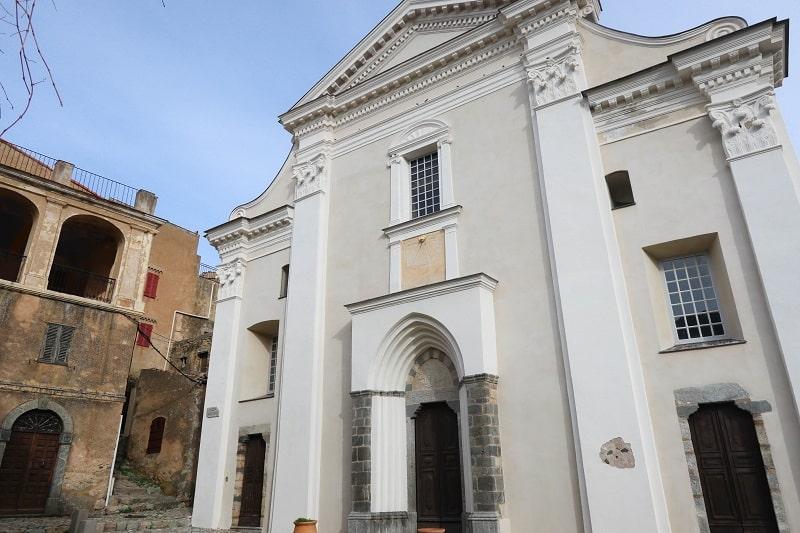 collégiale Santa-Maria Assunta speloncato