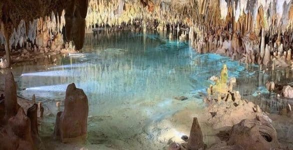 crystal caves grand cayman