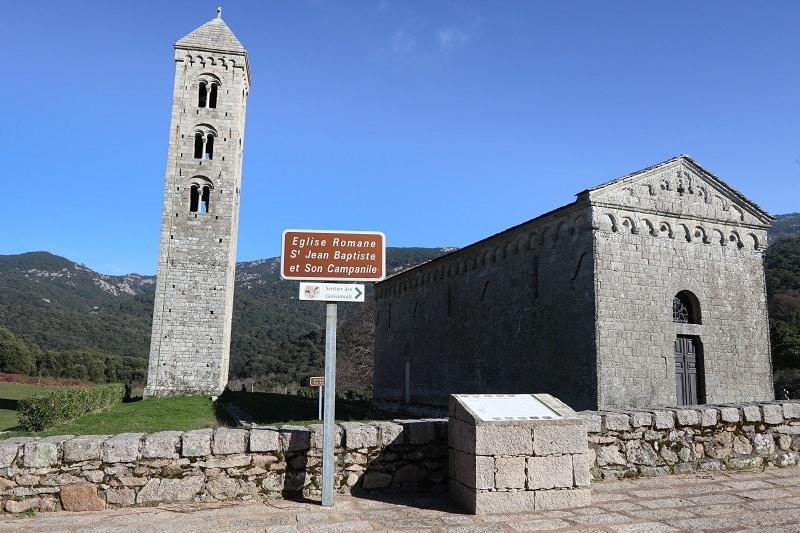 église st jean baptiste carbini