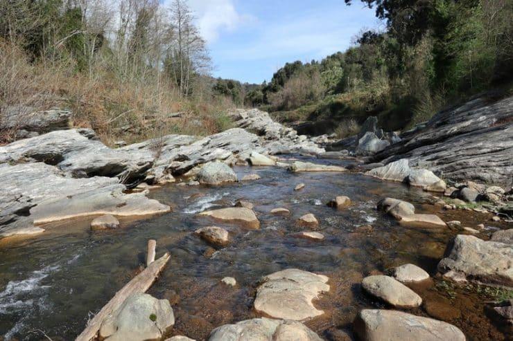 rivière fium alto