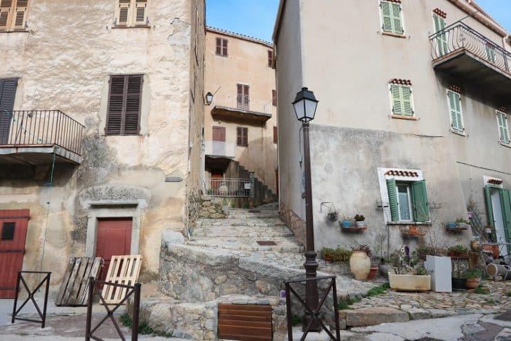 village de speloncato