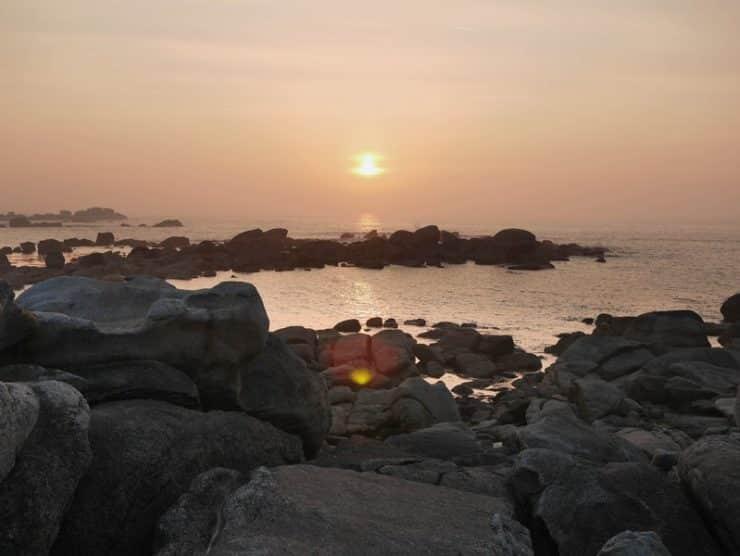 coucher de soleil meneham
