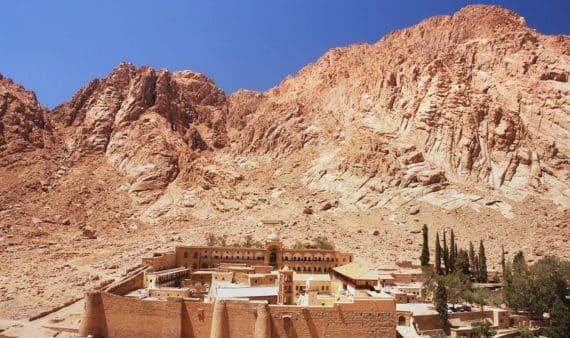 Visiter le mont Sinaï
