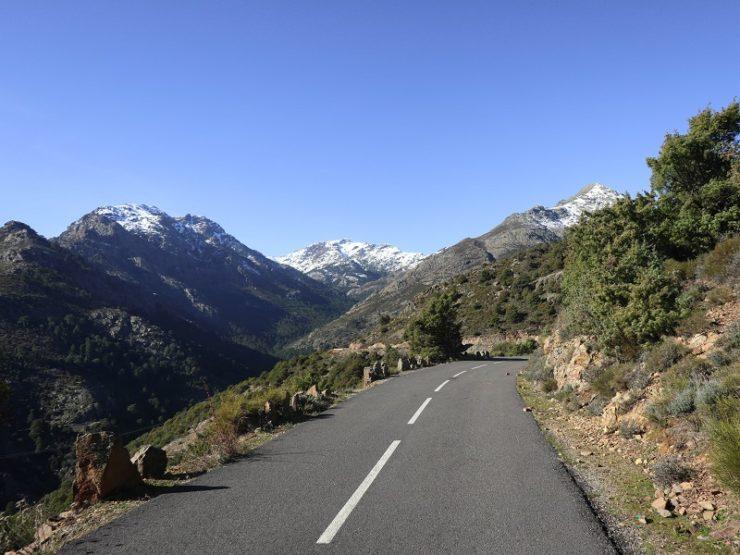 route de tartagine