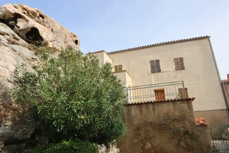 maison speloncato