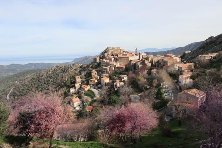 village speloncato