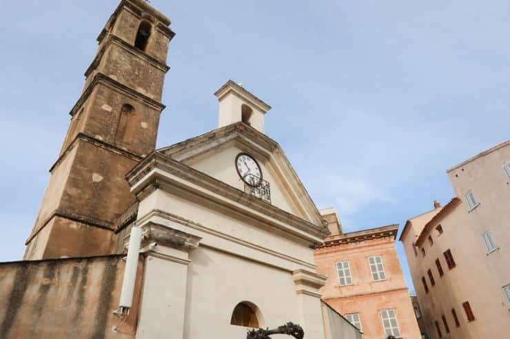 église piévane speloncato