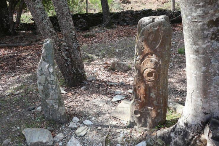 casalta stèle gravée
