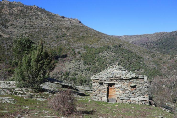 cabane de berger corse