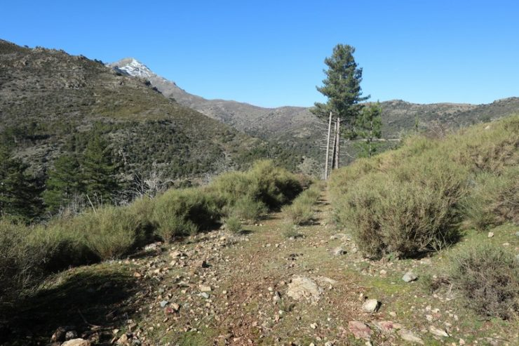 sentier randonnée tartagine