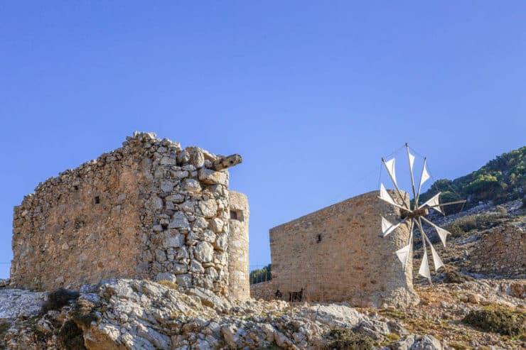 moulins à vent lassithi