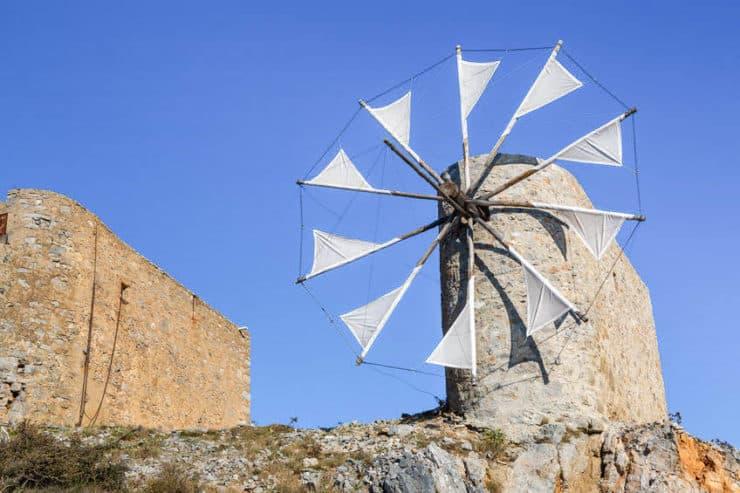 moulin à vent lassithi
