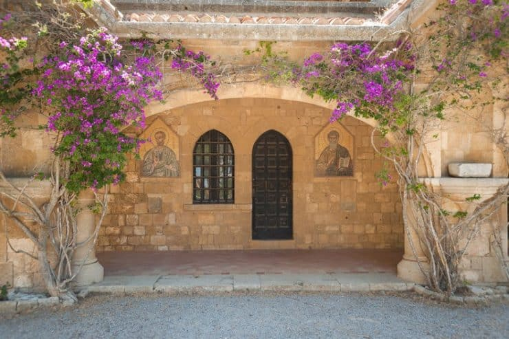 monastère ialyssos