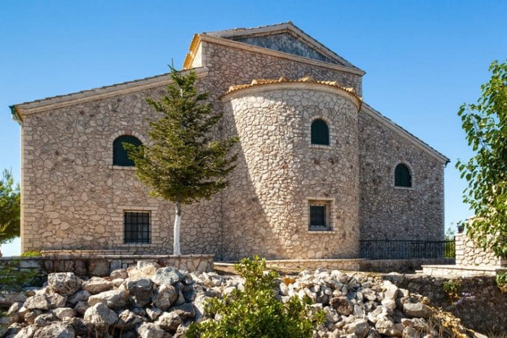 monastère de pantokrator