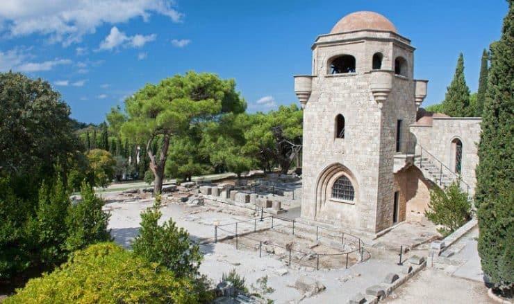 visiter ialyssos