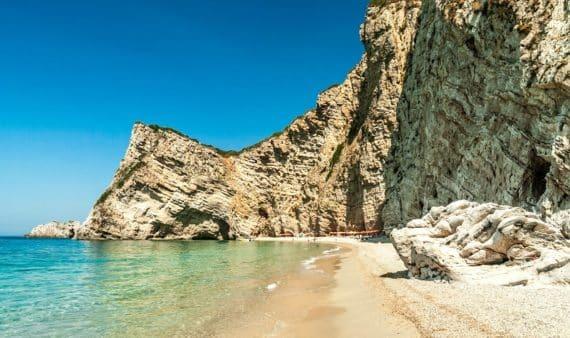 plages secrètes de corfou