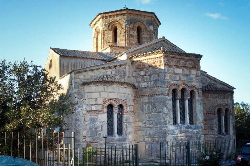 église des Saints-Jason-et-Sosipater