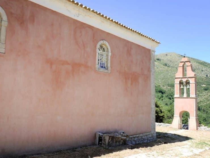 église de Perithia