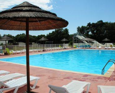 camping avec piscine