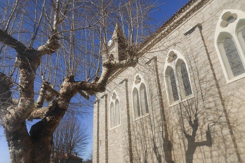 église de zonza