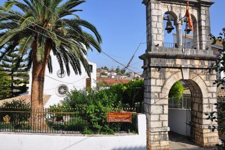 église de kassiopi