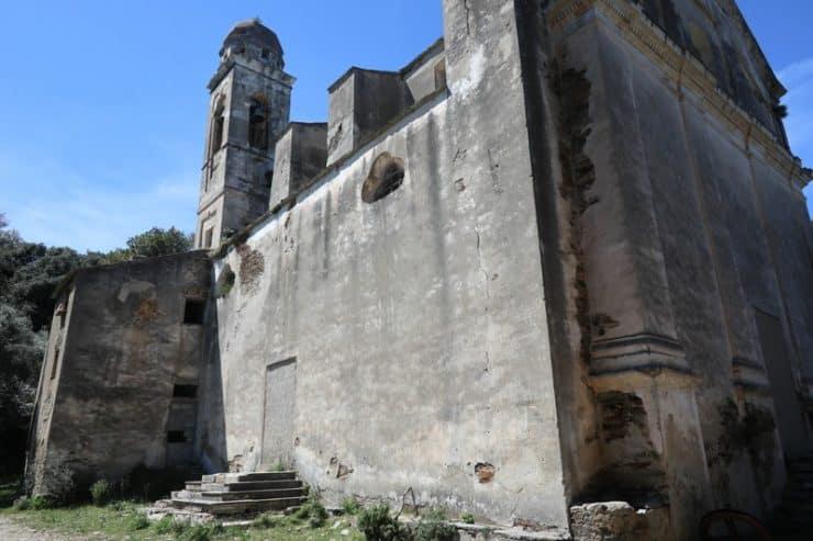 église saint andré de granaggiolo
