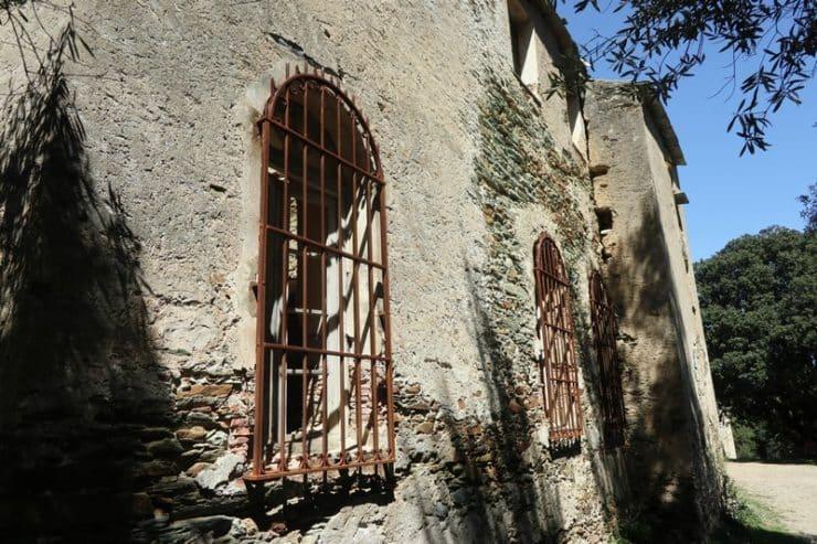 église saint andré granaggiolo