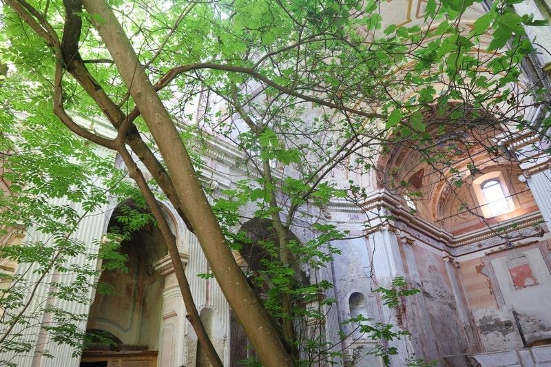 intérieur église saint andré