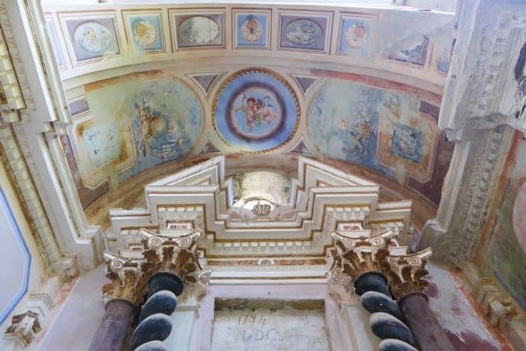 plafond église saint andré
