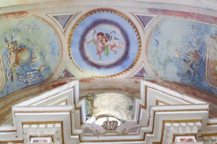 plafond eglise