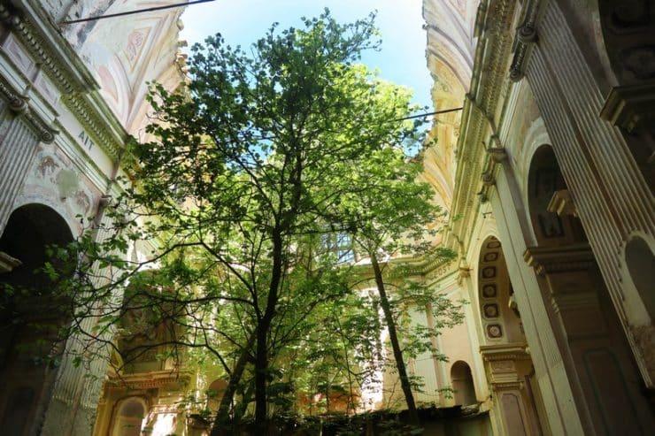 plafond eglise saint andré