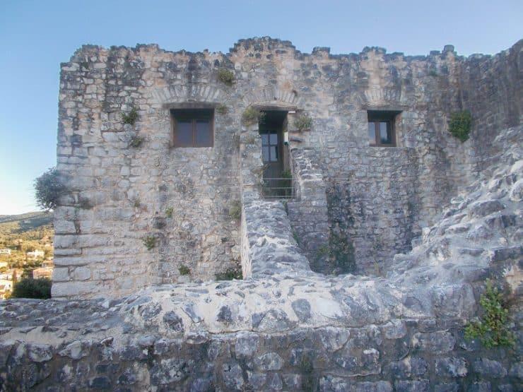 forteresse de kassiopi