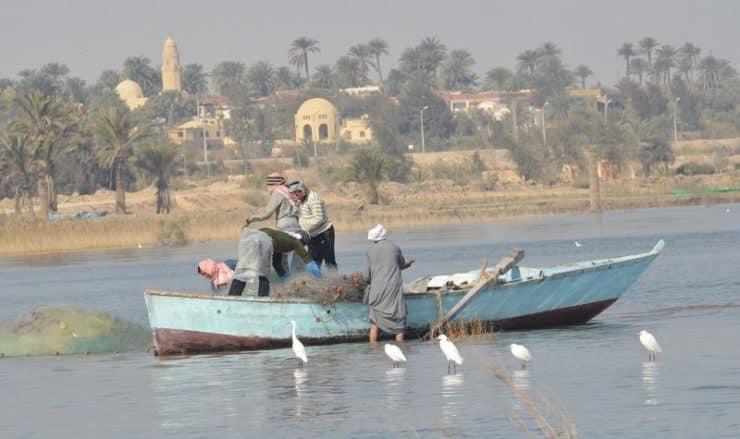 lieux inconnus égypte