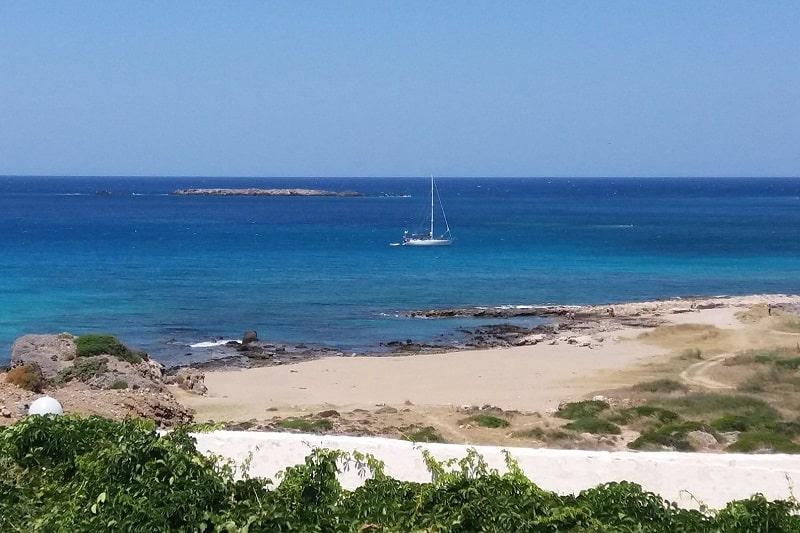 petite plage de falassarna
