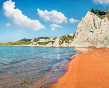 meilleures plages de céphalonie