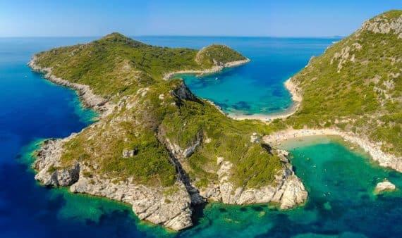 plage de porto timoni