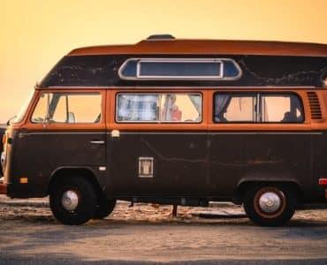 road trip camping car