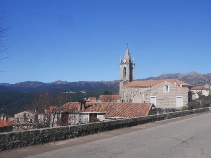 village de zonza